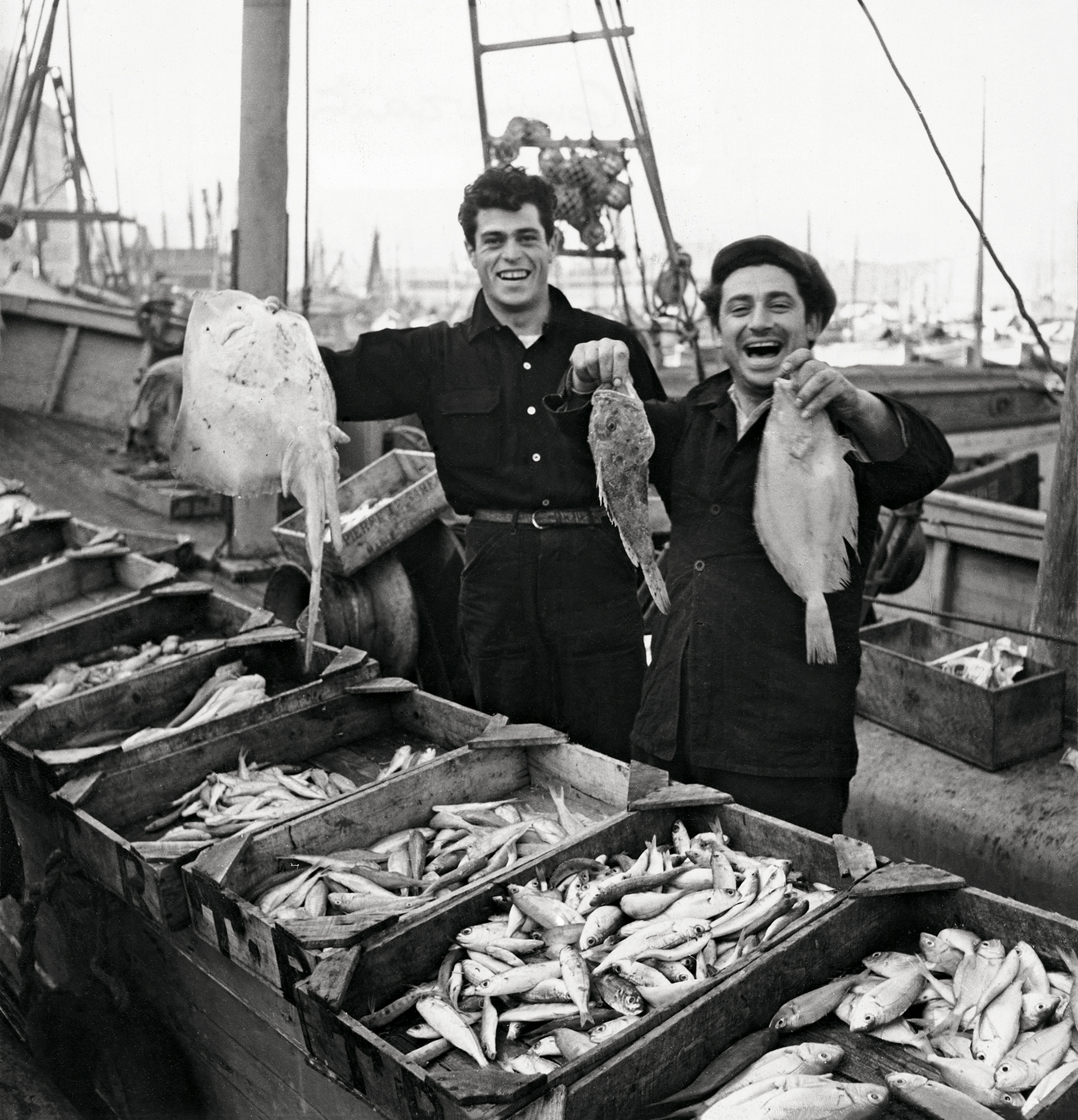 Рыбаки Марселя