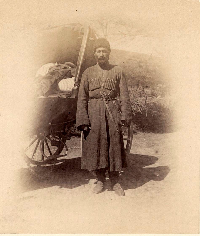 03. Военно-Грузинская дорога.  Наш проводник