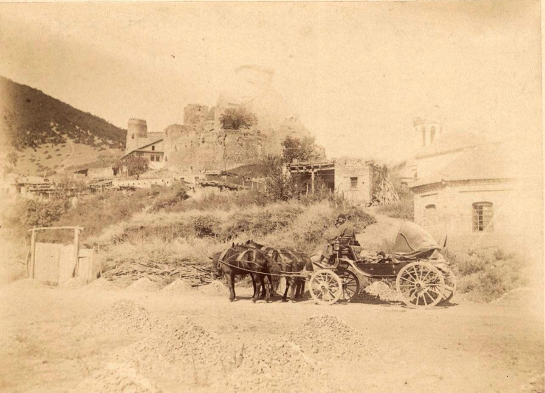 04. Военно-Грузинская дорога. Крепость Ананури
