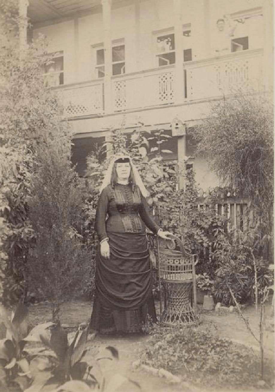 13. Тифлис, грузинская княгиня