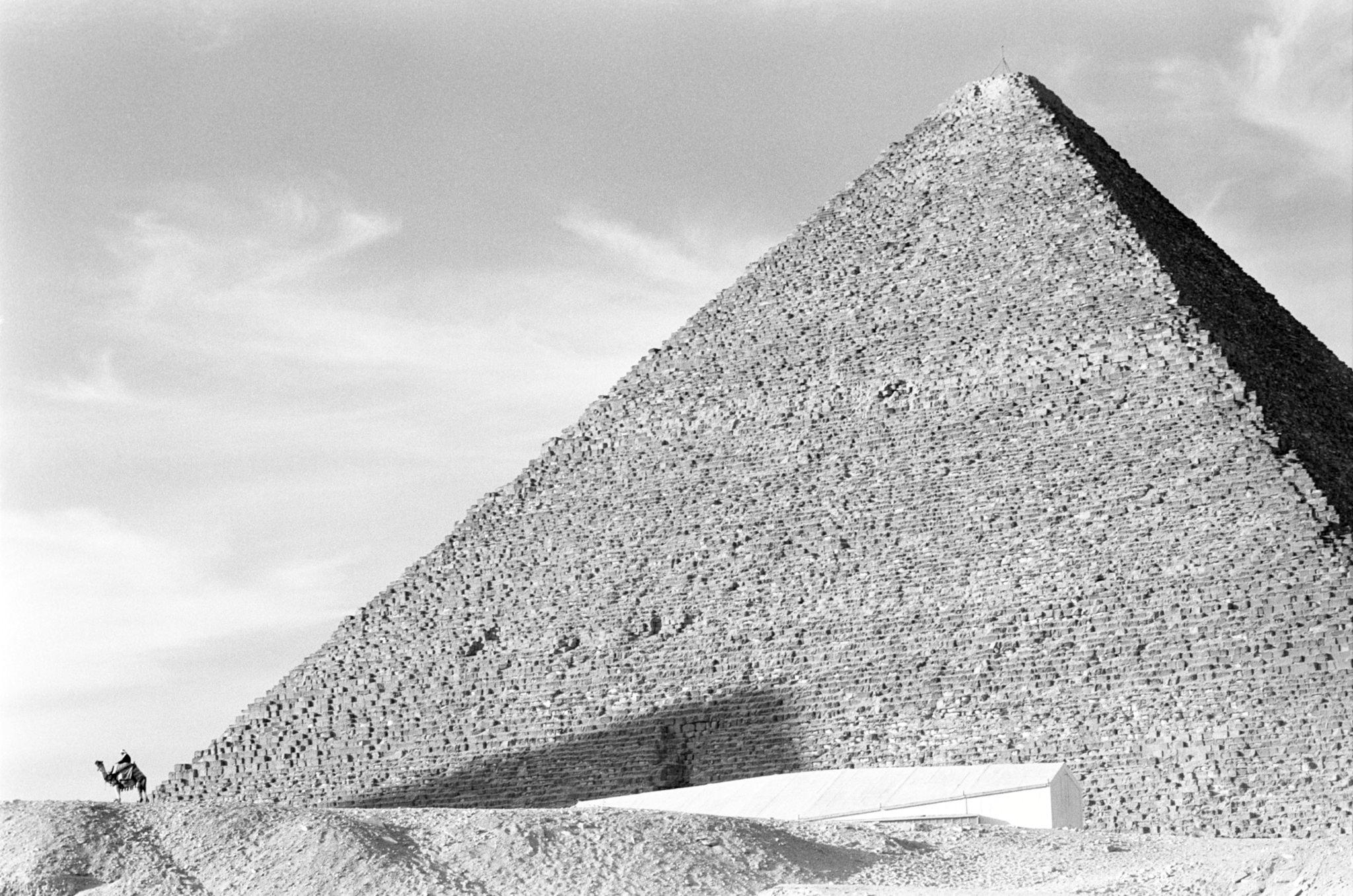 1920. Пирамида Хеопса