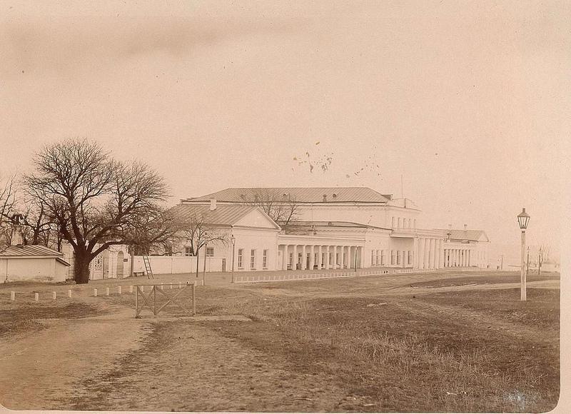 Потемкинский дворец на Дворцовой площади