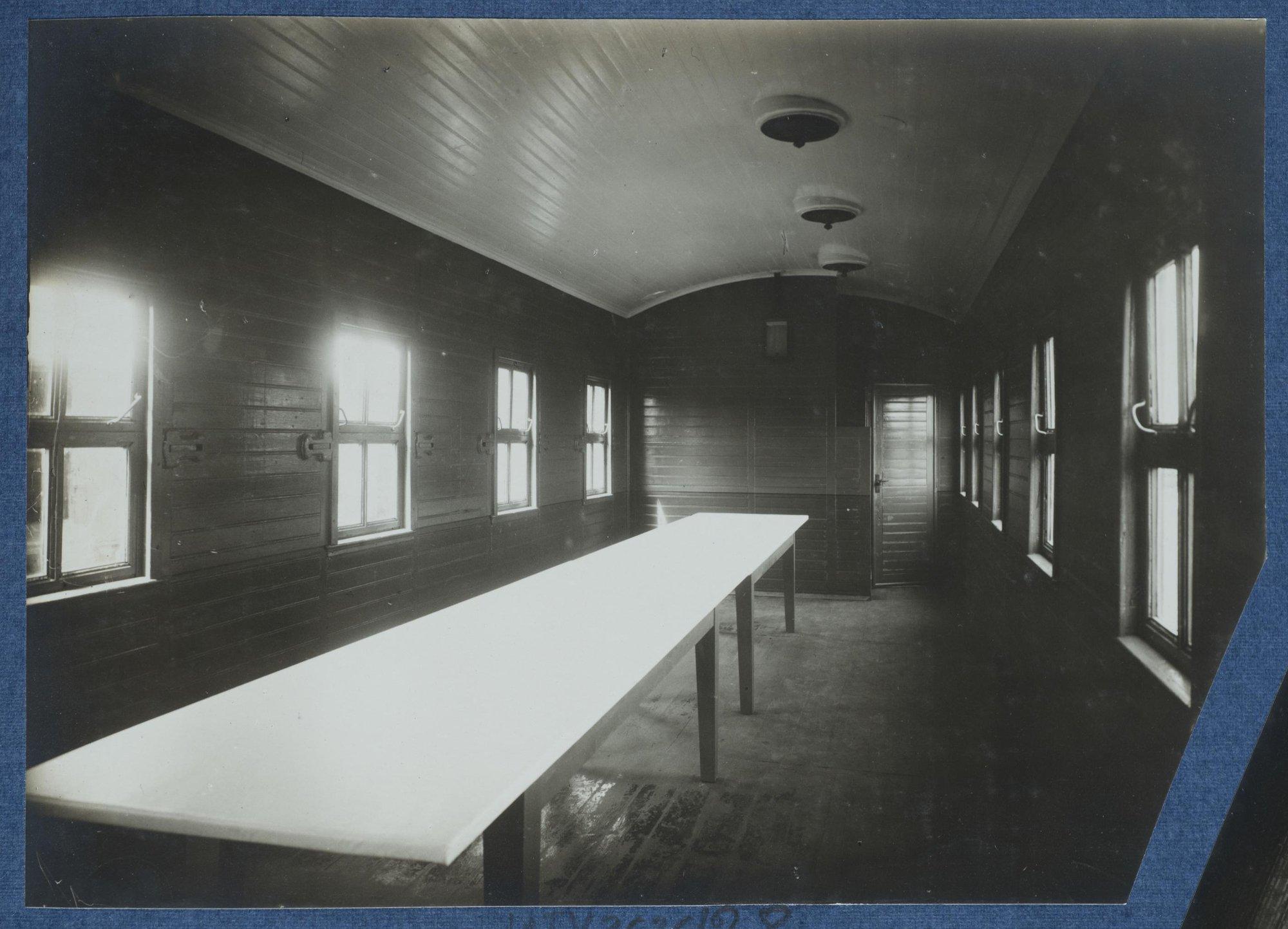 Столовая для медицинского персонала