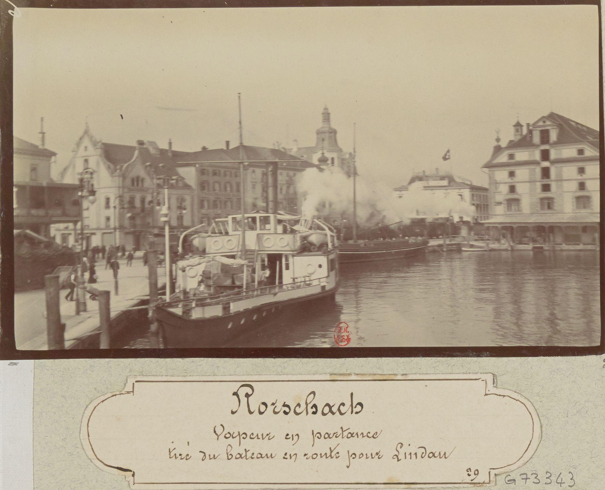 Роршах, Швейцария
