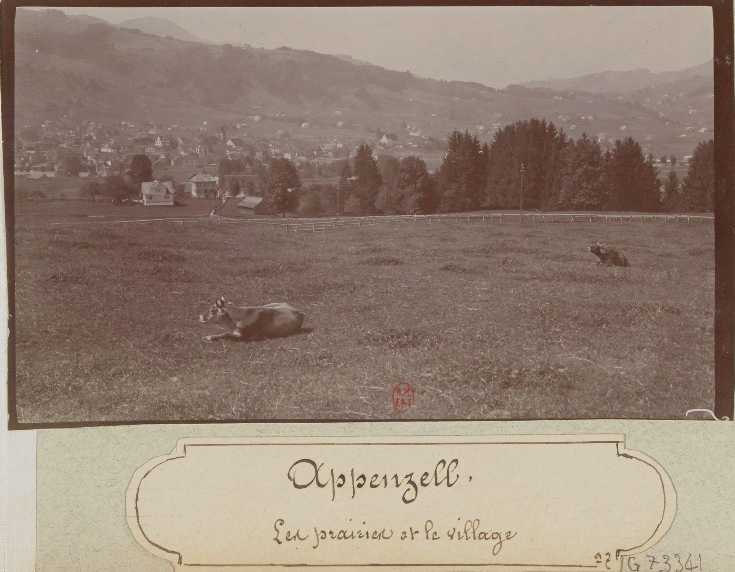 А́ппенцелль, Швейцария