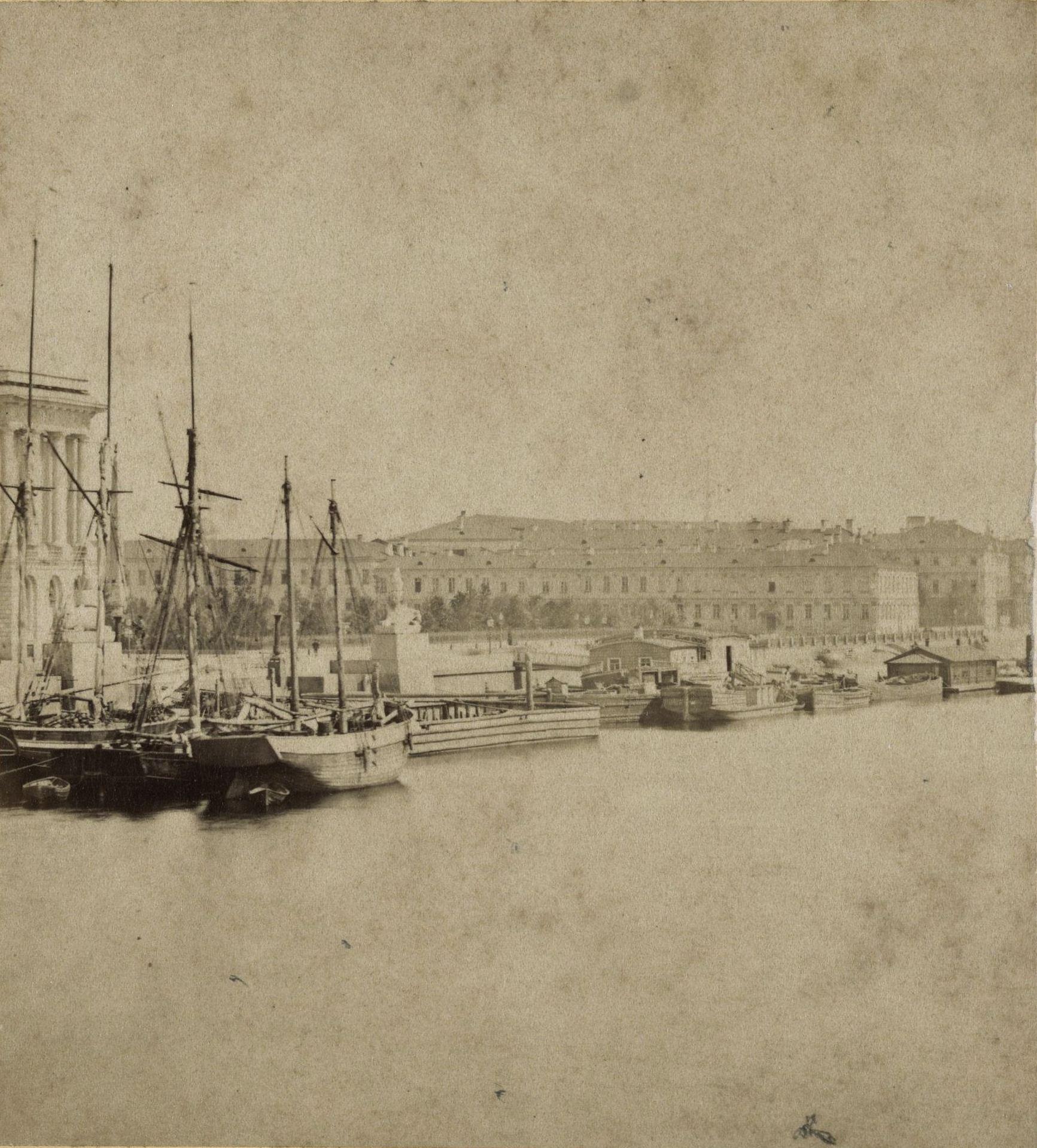 Кадетский корпус с Николаевского моста