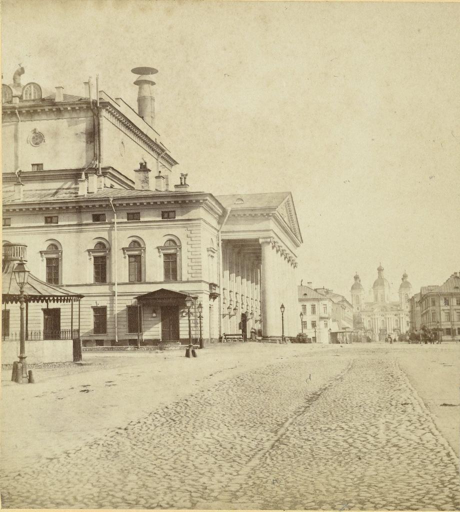 Большой театр. 1868