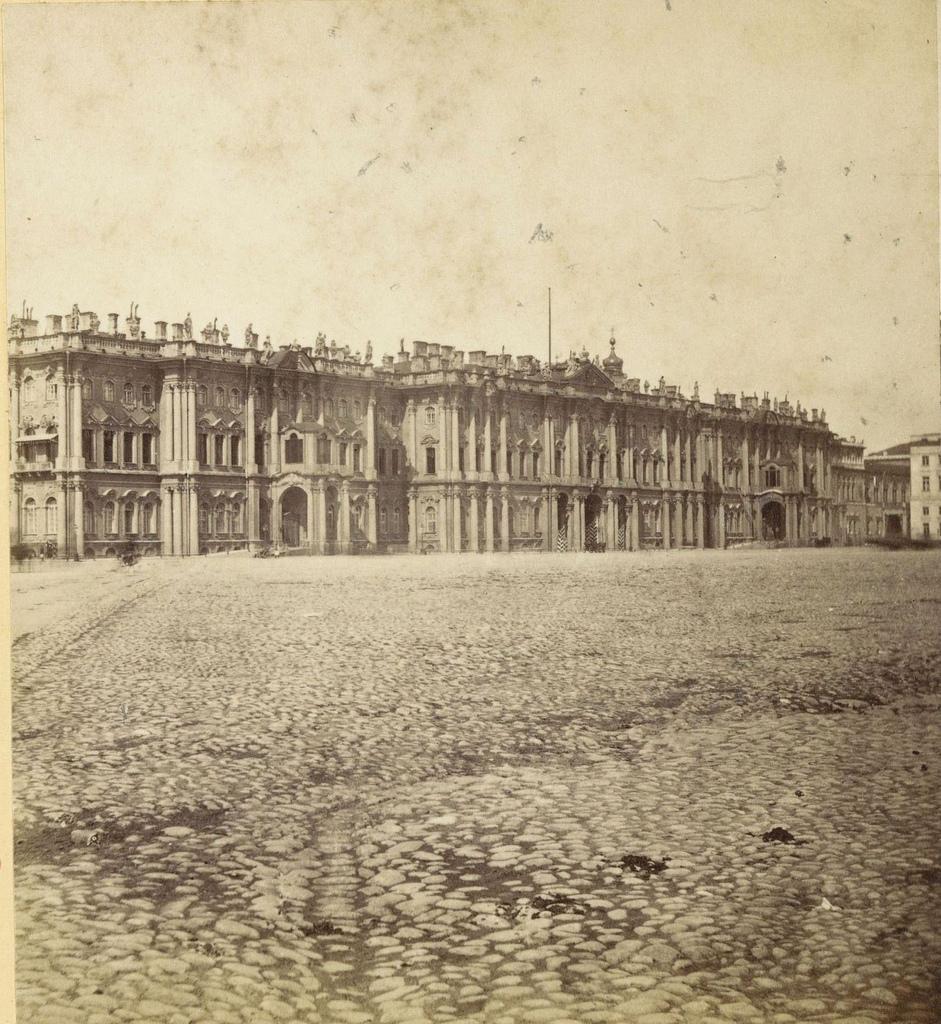 Зимний дворец. 1868.