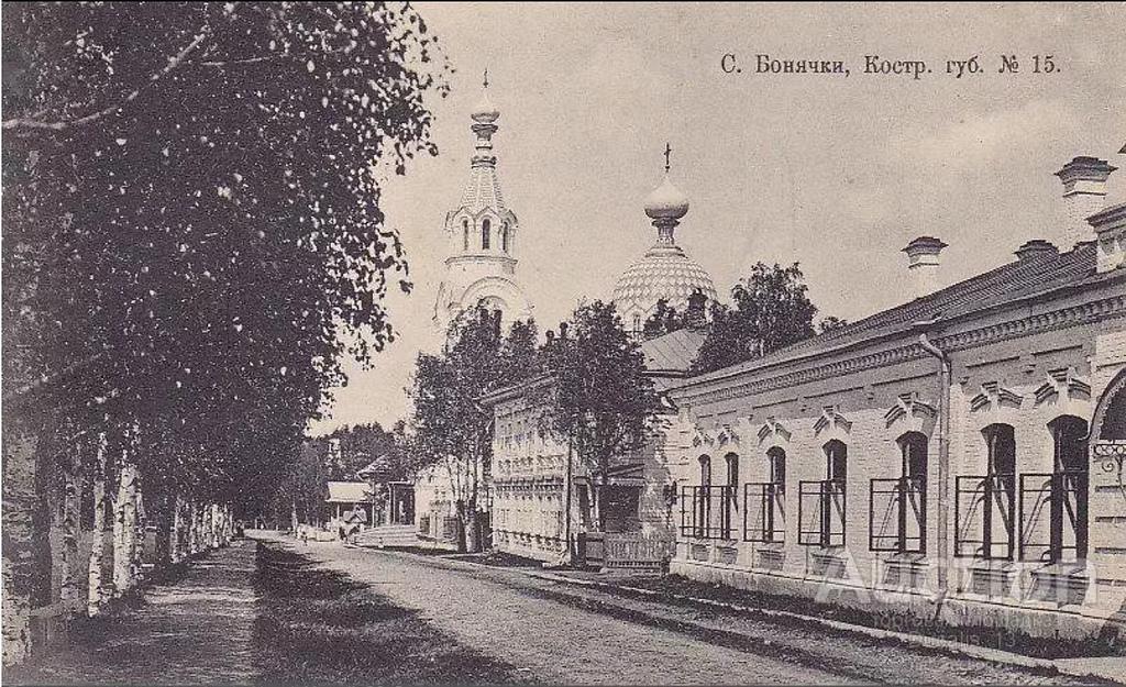 Село Бонячки