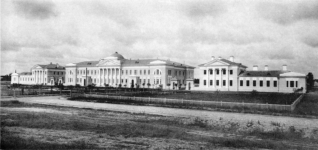 Фабричная больница «Товарищества мануфактур Ивана Коновалова с Сыном»