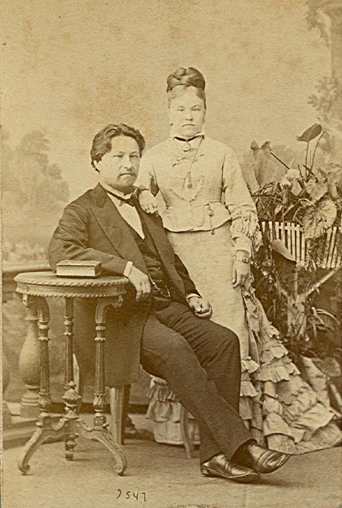 Морокины Дмитрий Фёдорович(1848 –1908)и Глафира Васильевна (1856–1922).Морóкины-династия вичугских фабрикантов