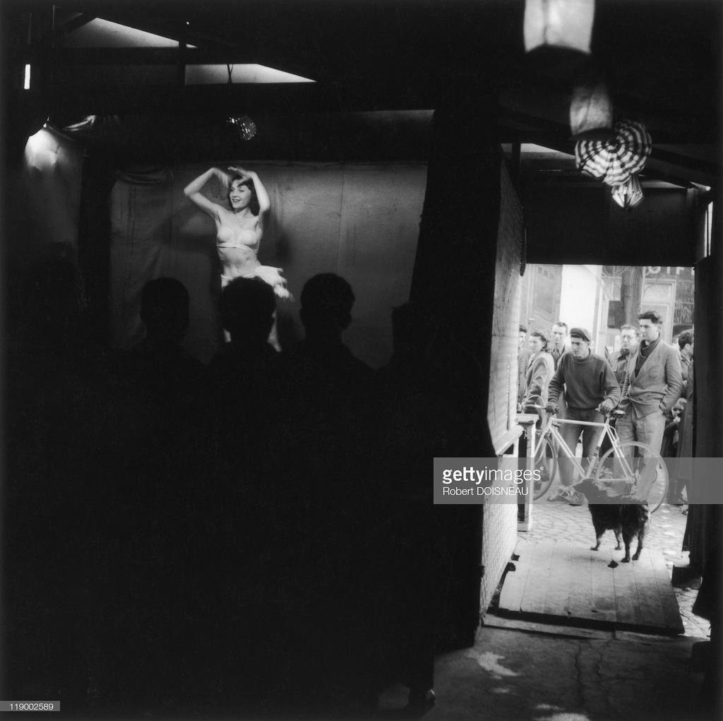 1953. Танцующая Ванда