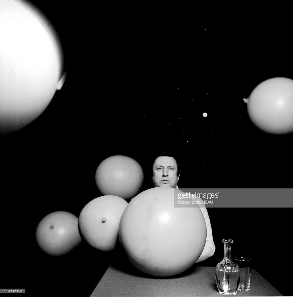 1967. Раймонд Девос, бельгийско-французский юморист, комик и клоун