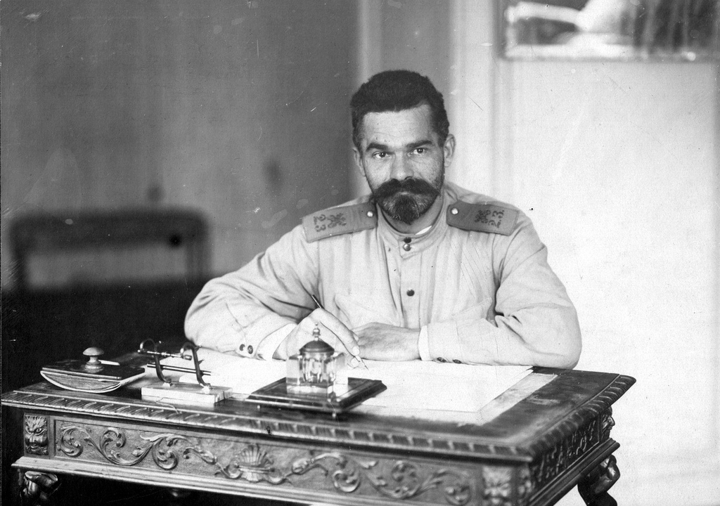 Рядовой Мураев, комендант Московского гарнизона