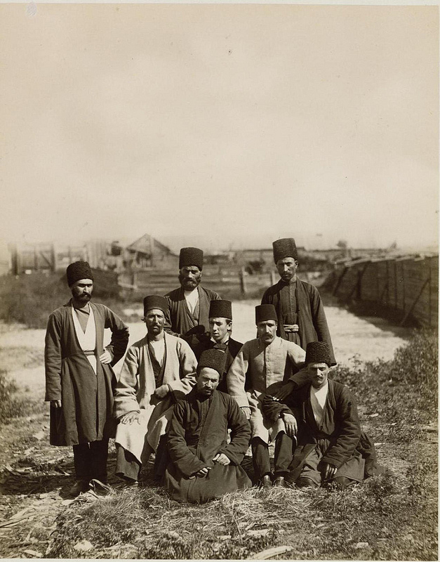 Персы Кавказа (1)