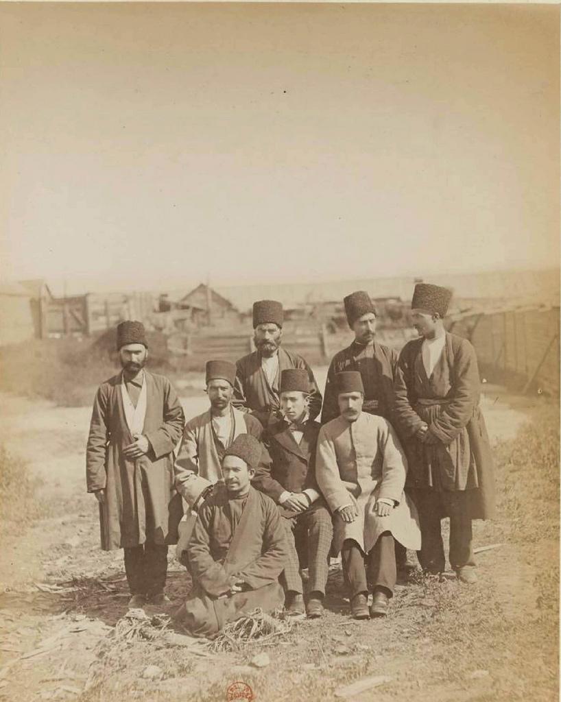 Персы Кавказа (3)