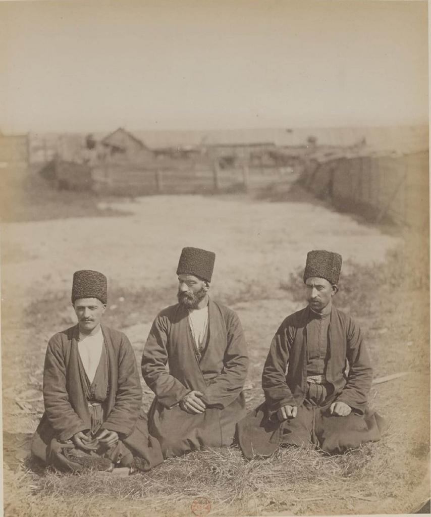 Персы Кавказа (2)