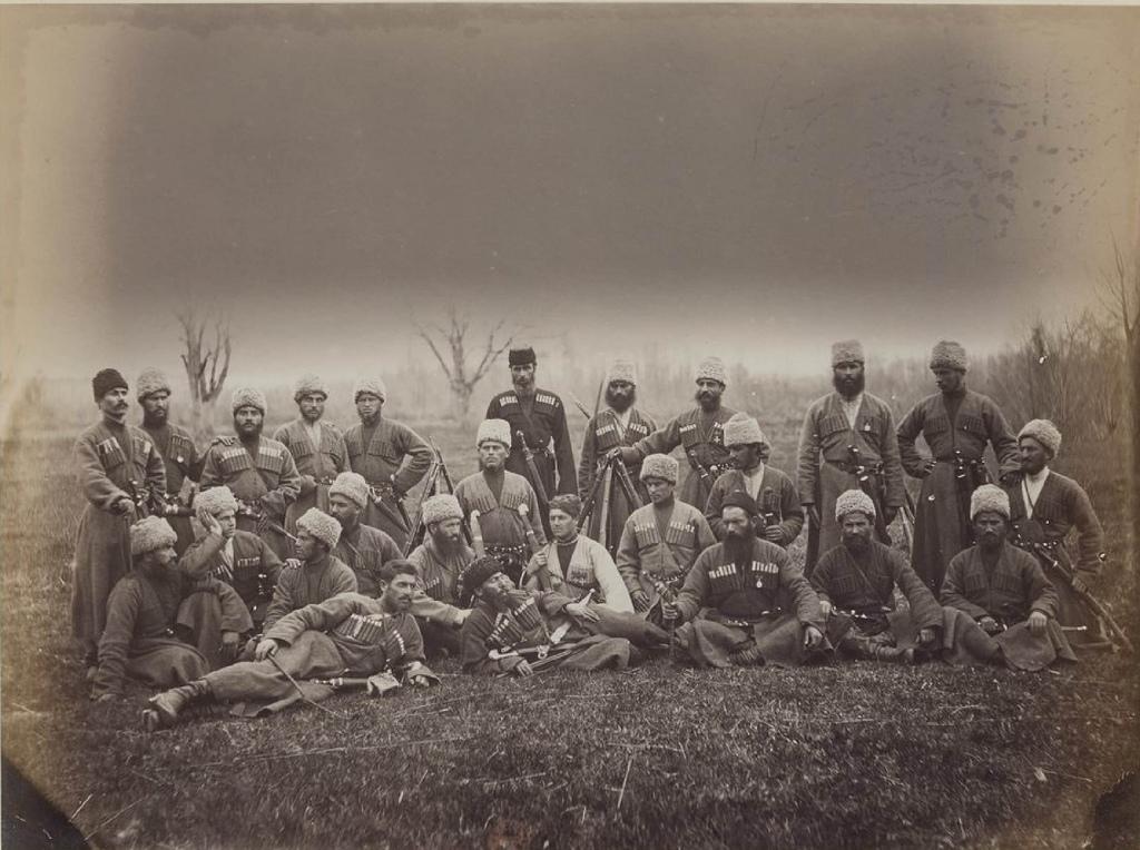 Кавказская милиция
