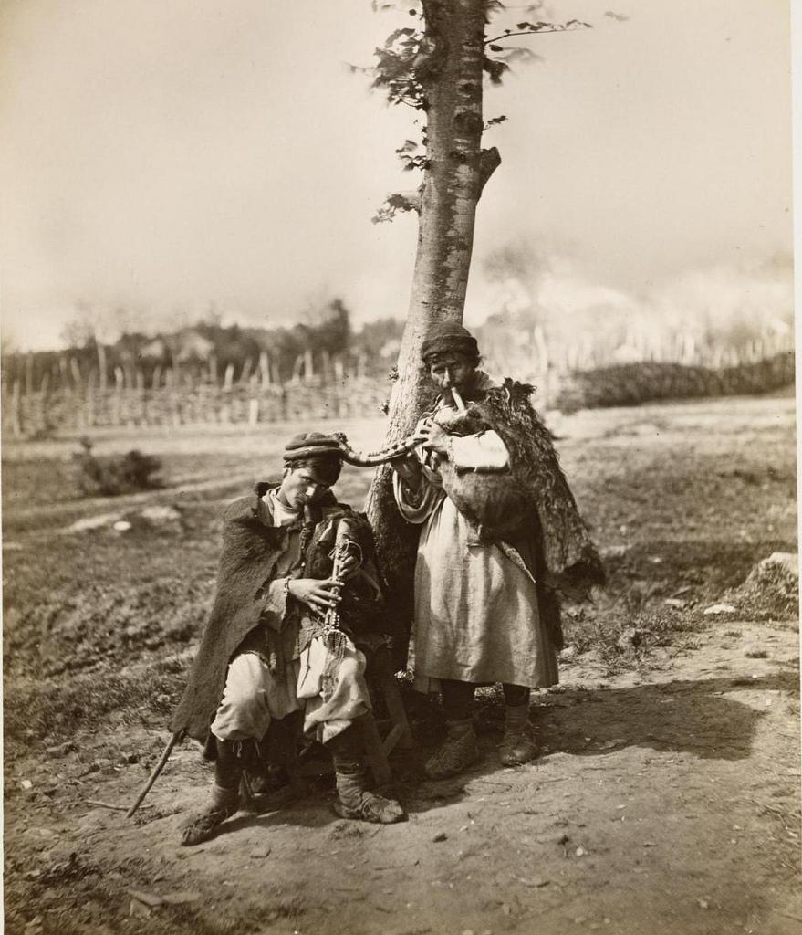 Кавказские музыканты