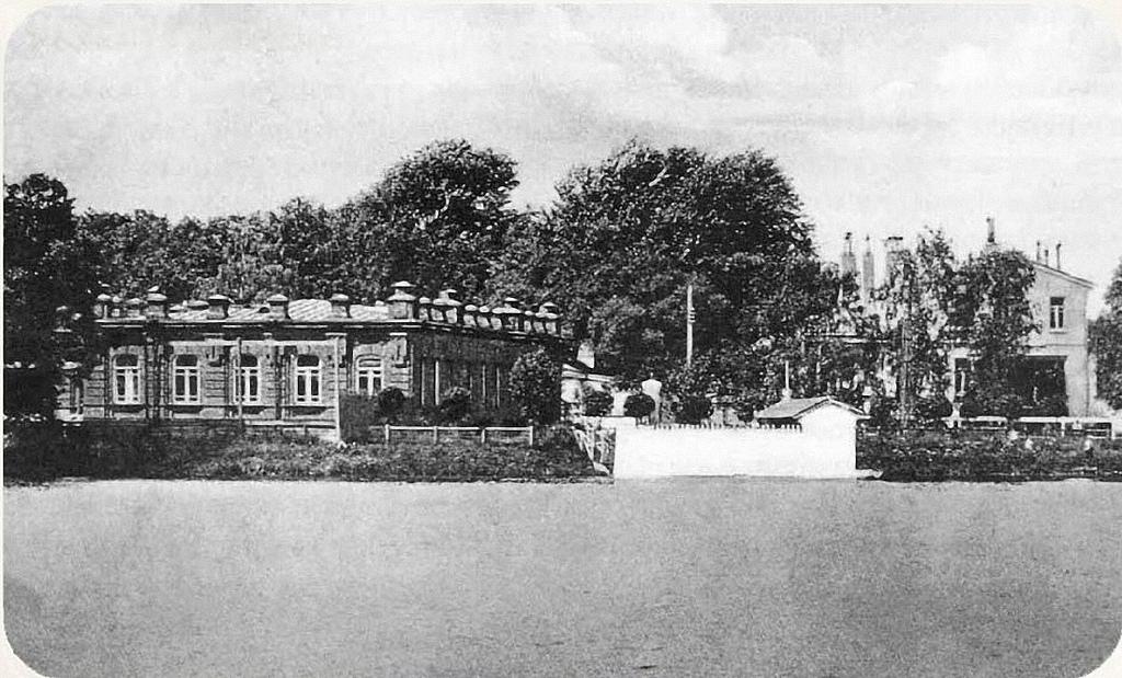 Начальное училище при ИЗ. 1910