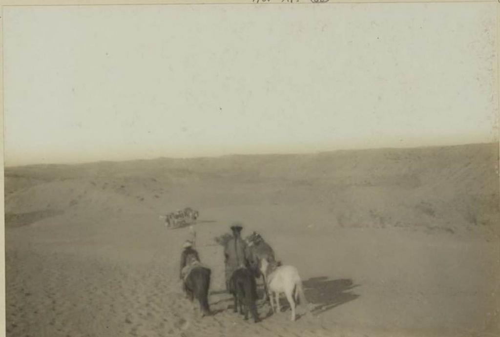 Дорога через дюны, 13 сентября