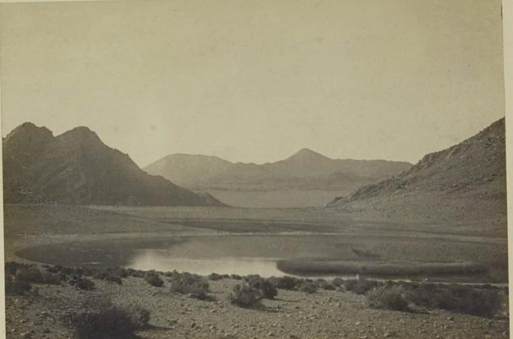 Озеро Чара-Нор, 5 октября