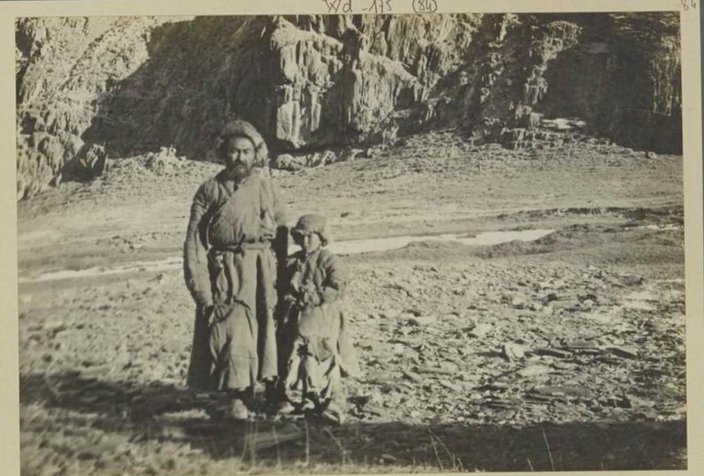 Киргиз и его сын, 8 октября