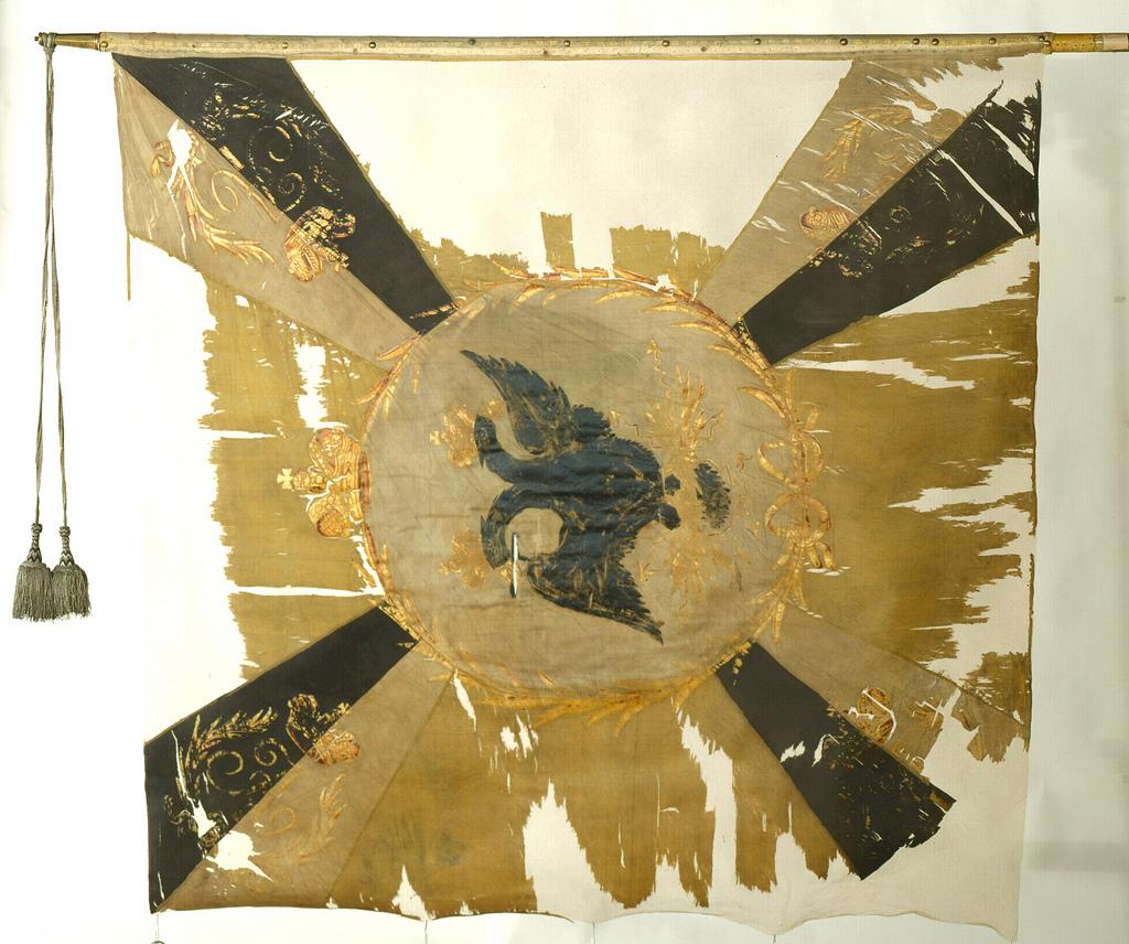 Полубатальонное знамя Лейб-гвардии Литовского полка (1811)