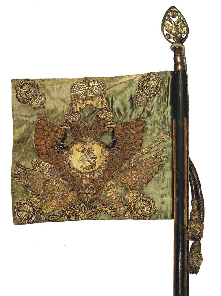 Штандарт Лейб-кирасирского полка (1762)