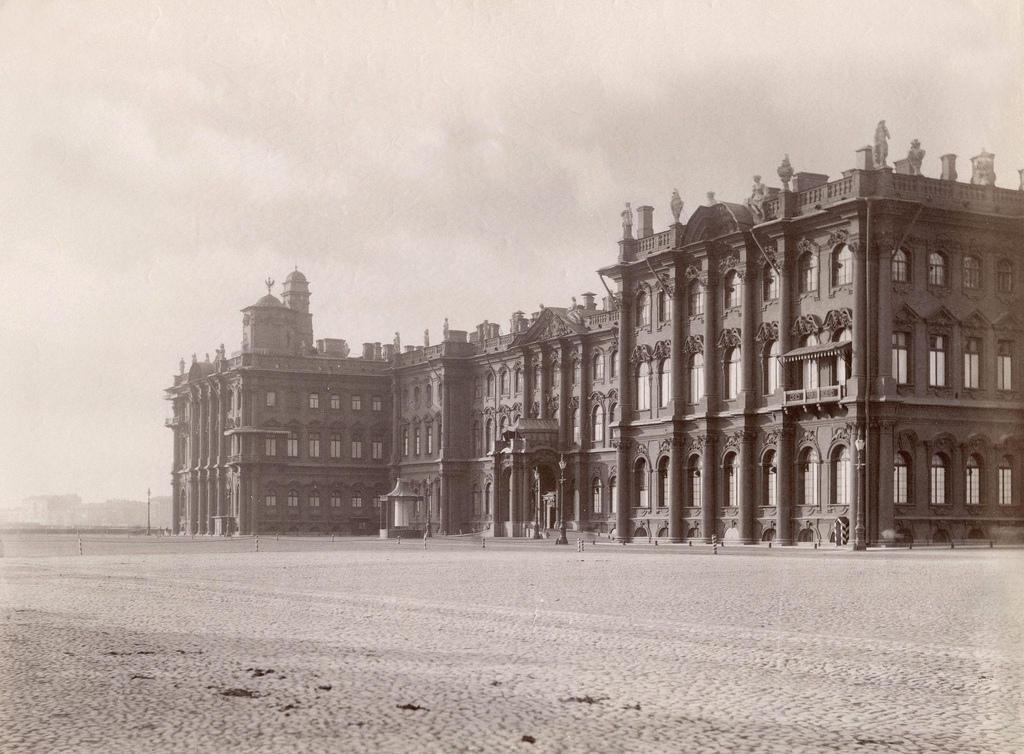 Зимний дворец. 1890