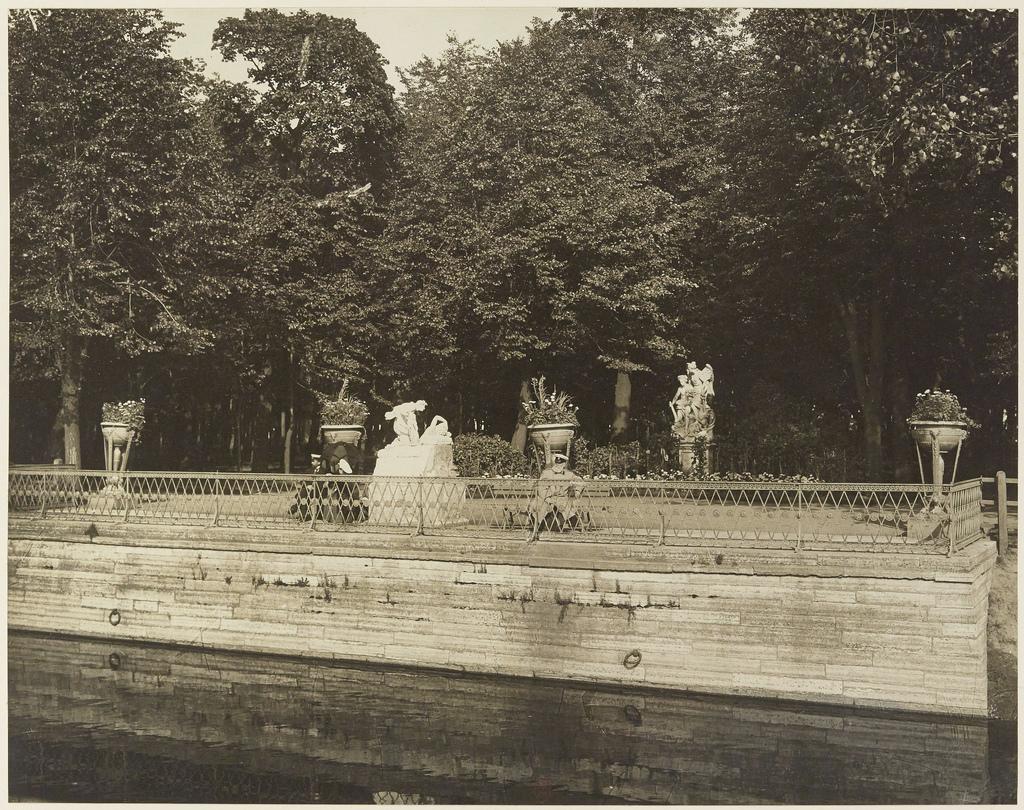 Летний сад. 1913