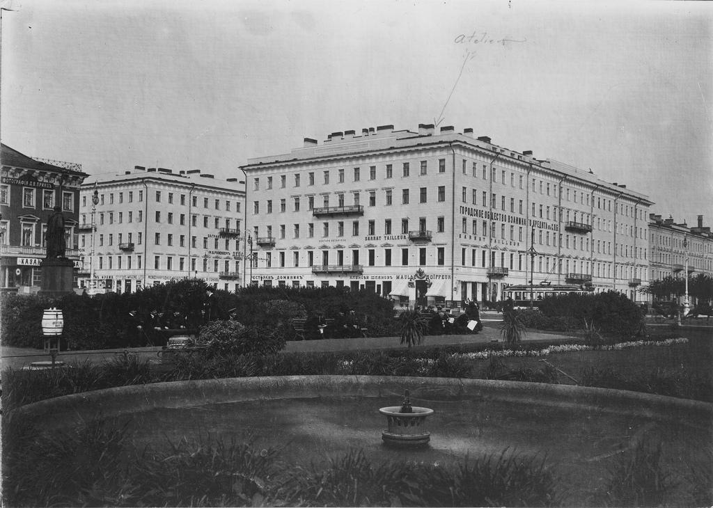 Невский проспект, 24. 1914