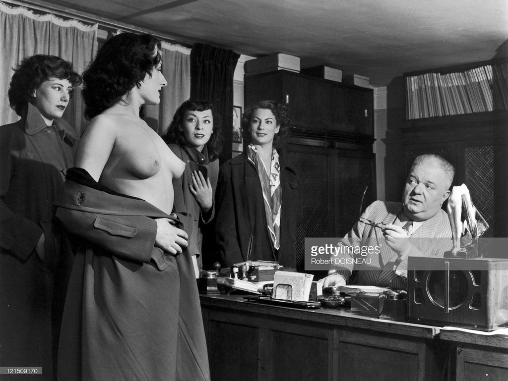 1953. Кастинг в Кабаре «Консер-Майоль»