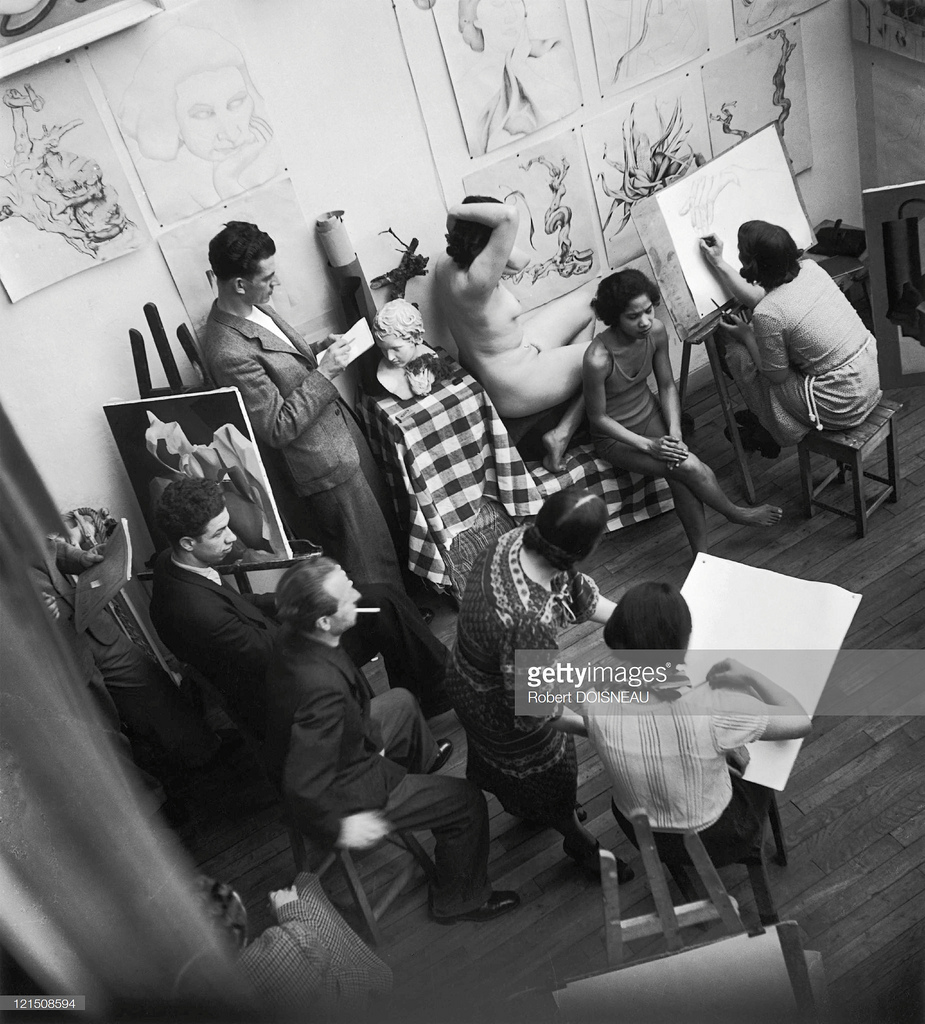 1946. Студия Фернана Леже