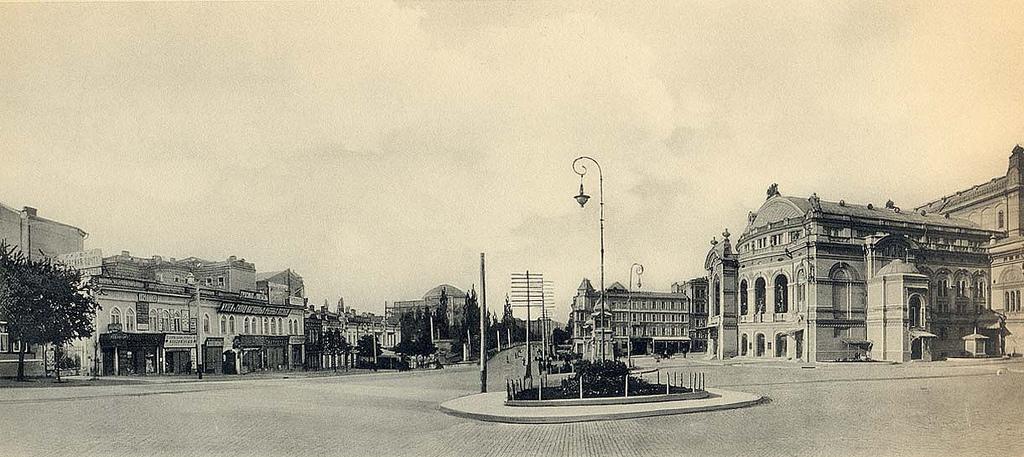 Владимирская улица. 1911—1912