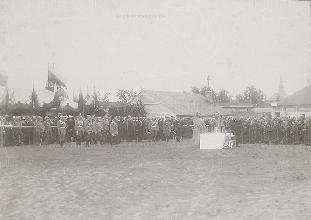 1910. Всероссийская конская выставка в Москве  (3)