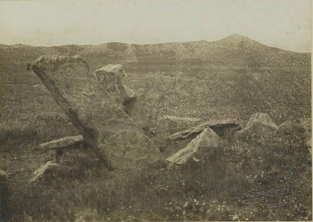 11. Надгробия (долина Тамер), 17 июля