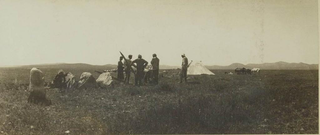 13. Две могилы на озере Иче-Нор, 27 июля