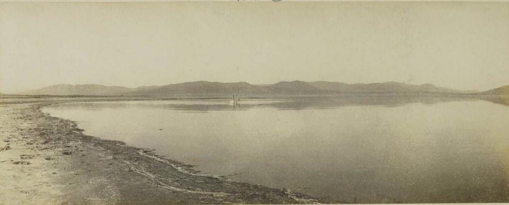 22. Озеро Тэлмэн-Нуур. 20 августа