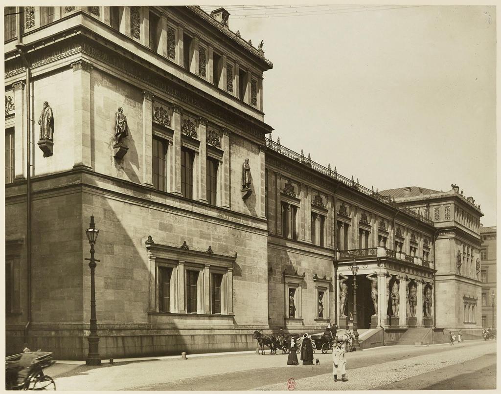 Новый Эрмитаж. 1900-е