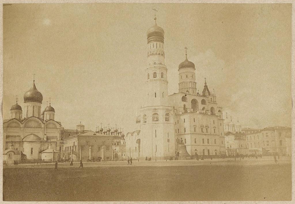 Ивановская (Царская) площадь. 1887