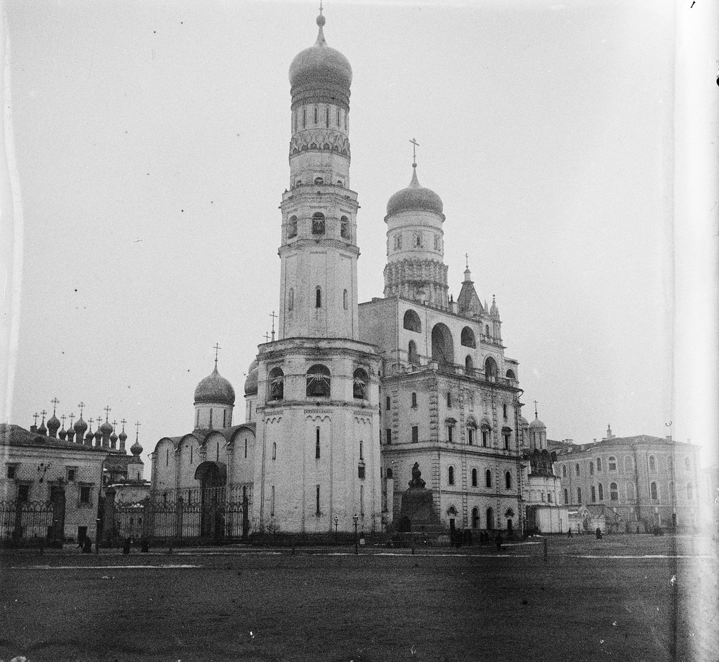 Кремль. Иван Великий. 1902