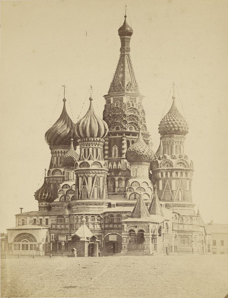 1875. Собор Василия Блаженного