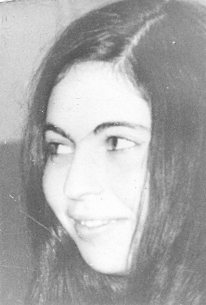 1970. Лариса Иосифовна Герштейн (будущий вице-мэр Иерусалима)