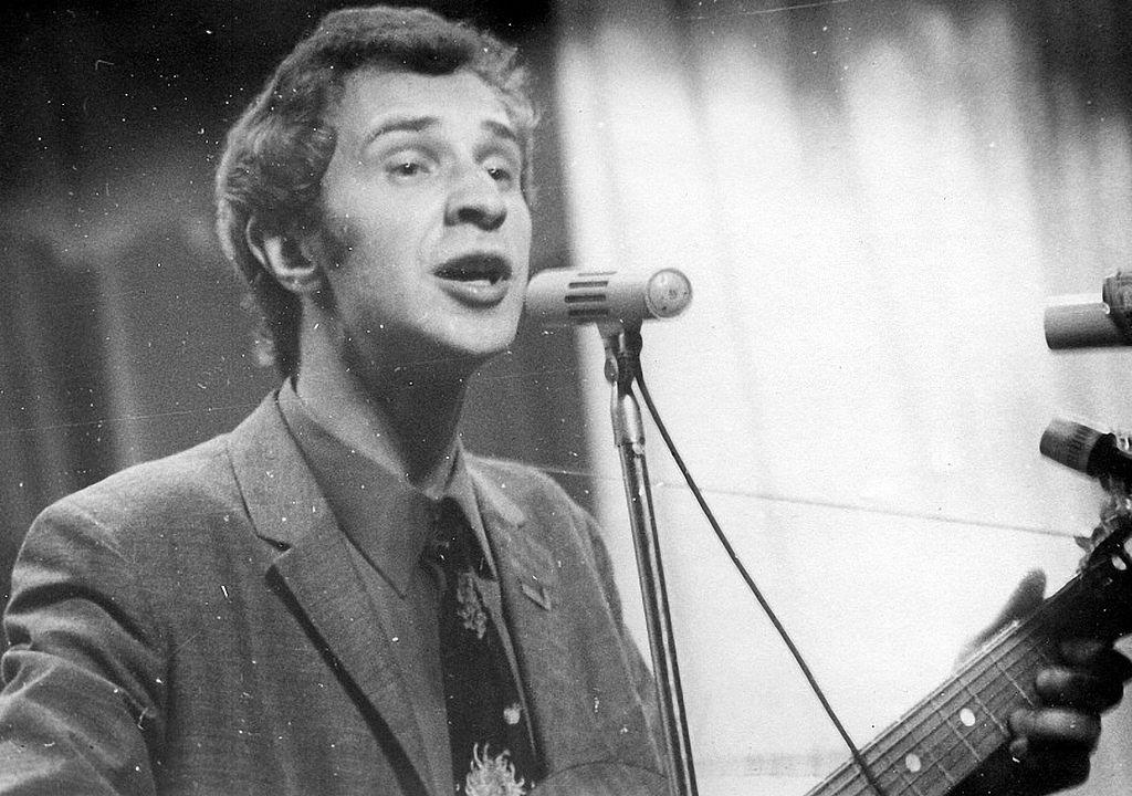 1973. Муравьёв из Казани. КСП Меридиан.26 мая