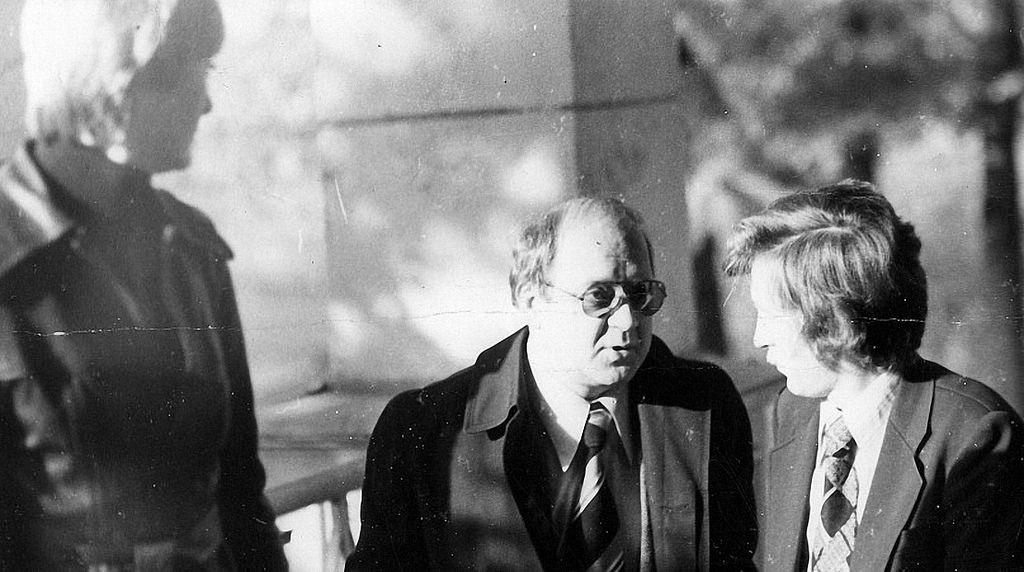 1979. Юрий Визбор. ДК Мир. 14 октября