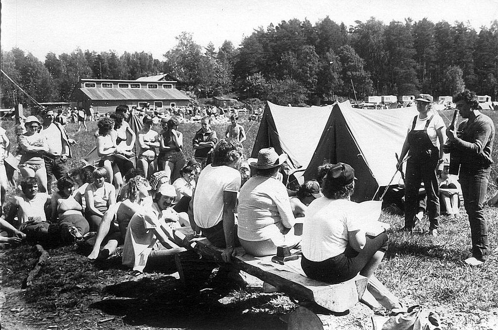 1988. Белая дача 4-5 июня