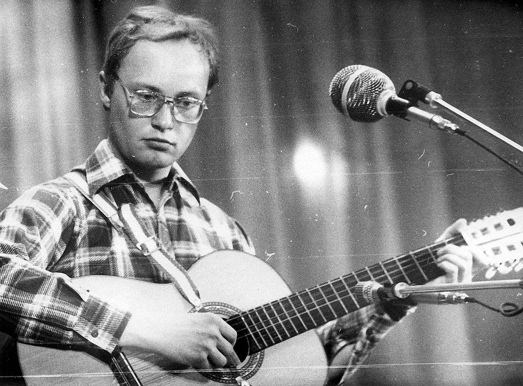 1988. Михаил Щербаков. КСП Восток, 15 июня