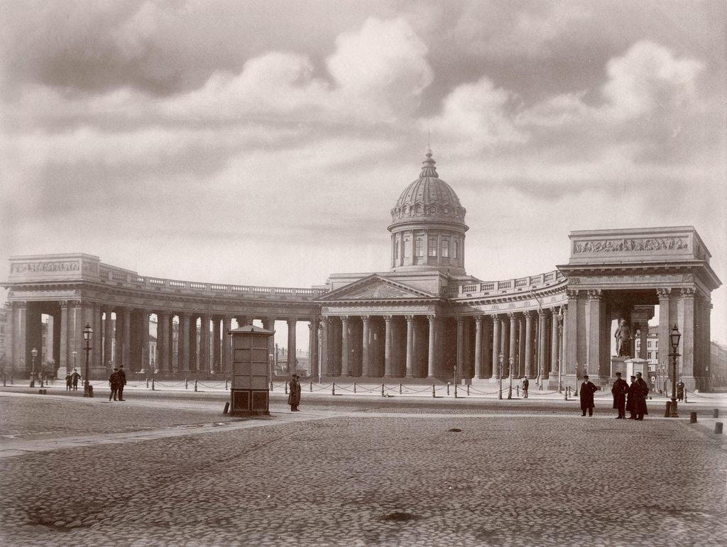 Казанский собор. 1880-е