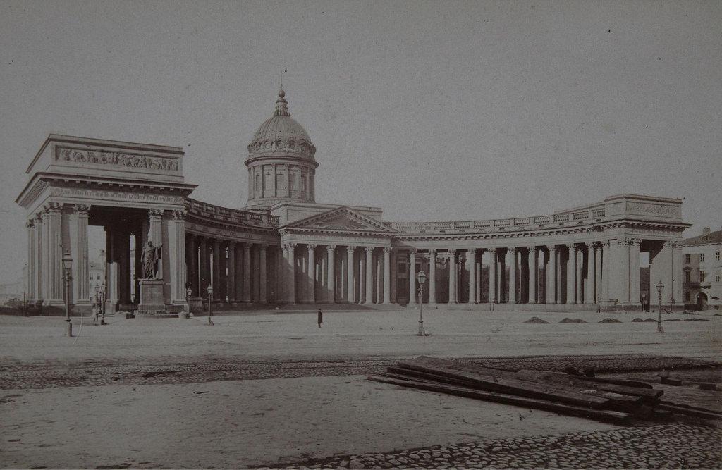 Казанский собор. 1863—1868